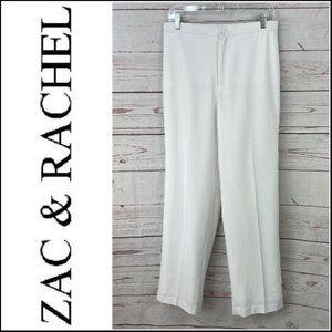*3/$18*Zac & Rachel Straight Leg Dress Pants